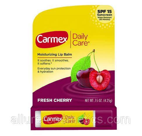 Carmex cherry вишня
