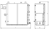 Твердопаливний котел ТПЕ 700 кВт типу  калвис, корди, неус, kalvis, фото 3