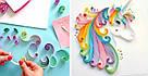 Набір паперу для квілінгу 20 кольорів, фото 4