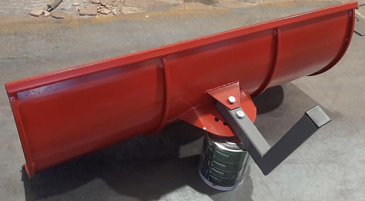Лопата отвал для мотоблока Булат NEW (1,2 м, для мотоблоков с воздушным и водяным охлаждением)