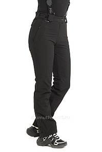 Женские горнолыжные брюки AZIMUTH черный