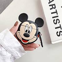 Силиконовый противоударный чехол - Airpods Apple. Микки Маус Disney, фото 1
