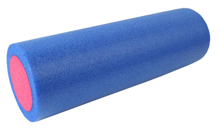 Массажный ролик (валик, роллер) SportVida SV-HK0064 Blue, фото 2
