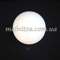 Пенопластовый  шар, 8 см