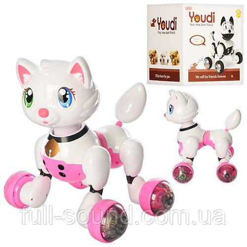 Интерактивный робот youdi