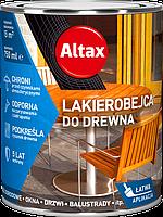 Защитно-декоративное покрытие для дерева Altax Lakierobejca (Венге) 0,75 л, фото 1