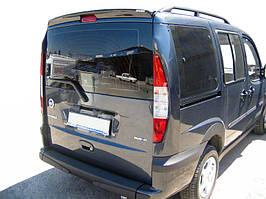 Спойлер Anatomic 1 дверный (под покраску) Fiat Doblo I 2001-2005 гг. / Спойлера Фиат Добло