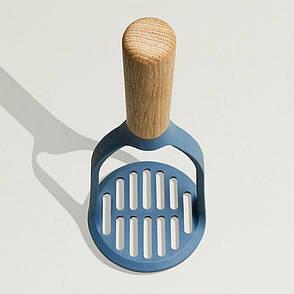 Пресс для картофеля LEO, 23,5 см, фото 2