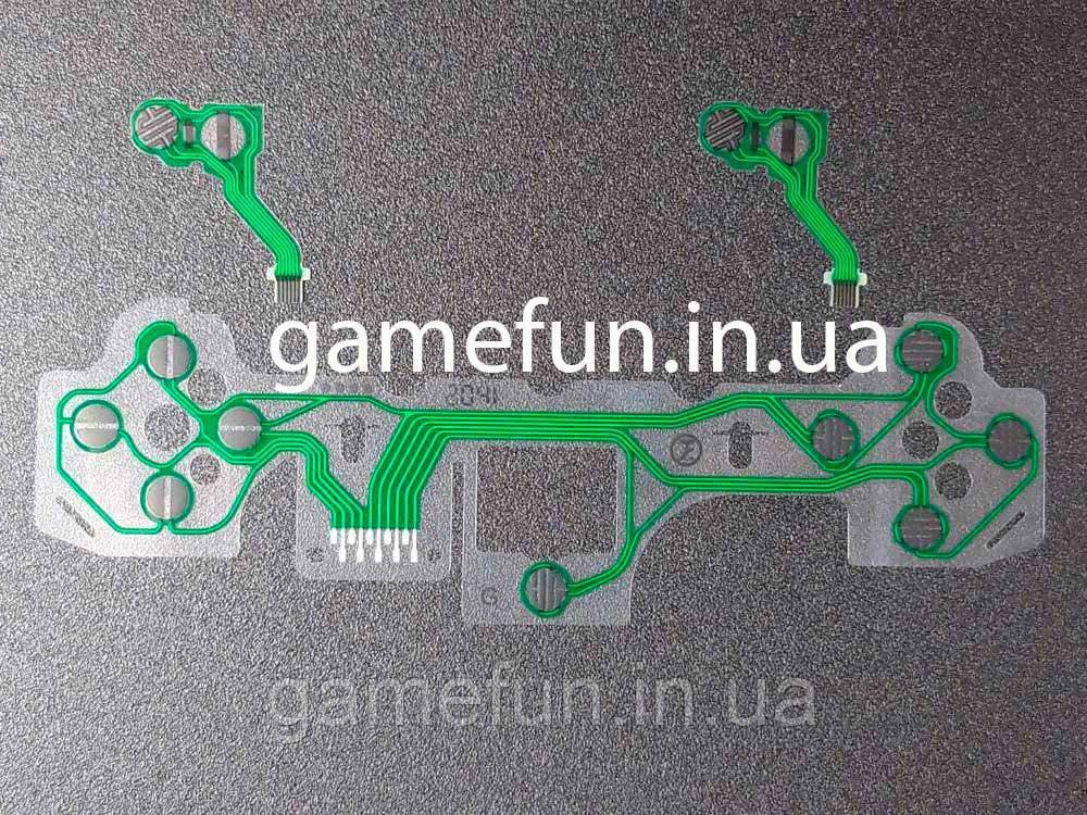 Контактный Шлейф джойстика PS5 DualSense (BDM-010) (Оригинал) (Green)