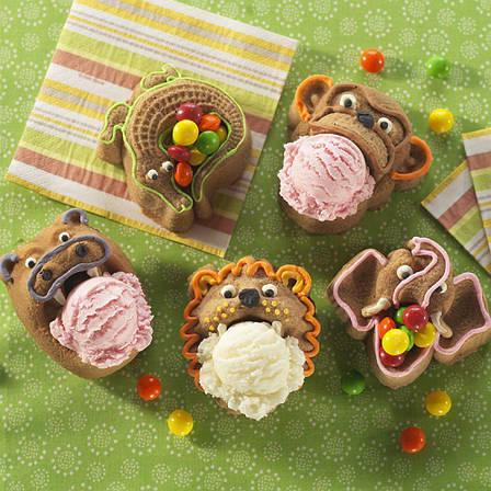 Форма для выпечки Hungry animals, 27,9 х 24,7 х 5см, фото 2
