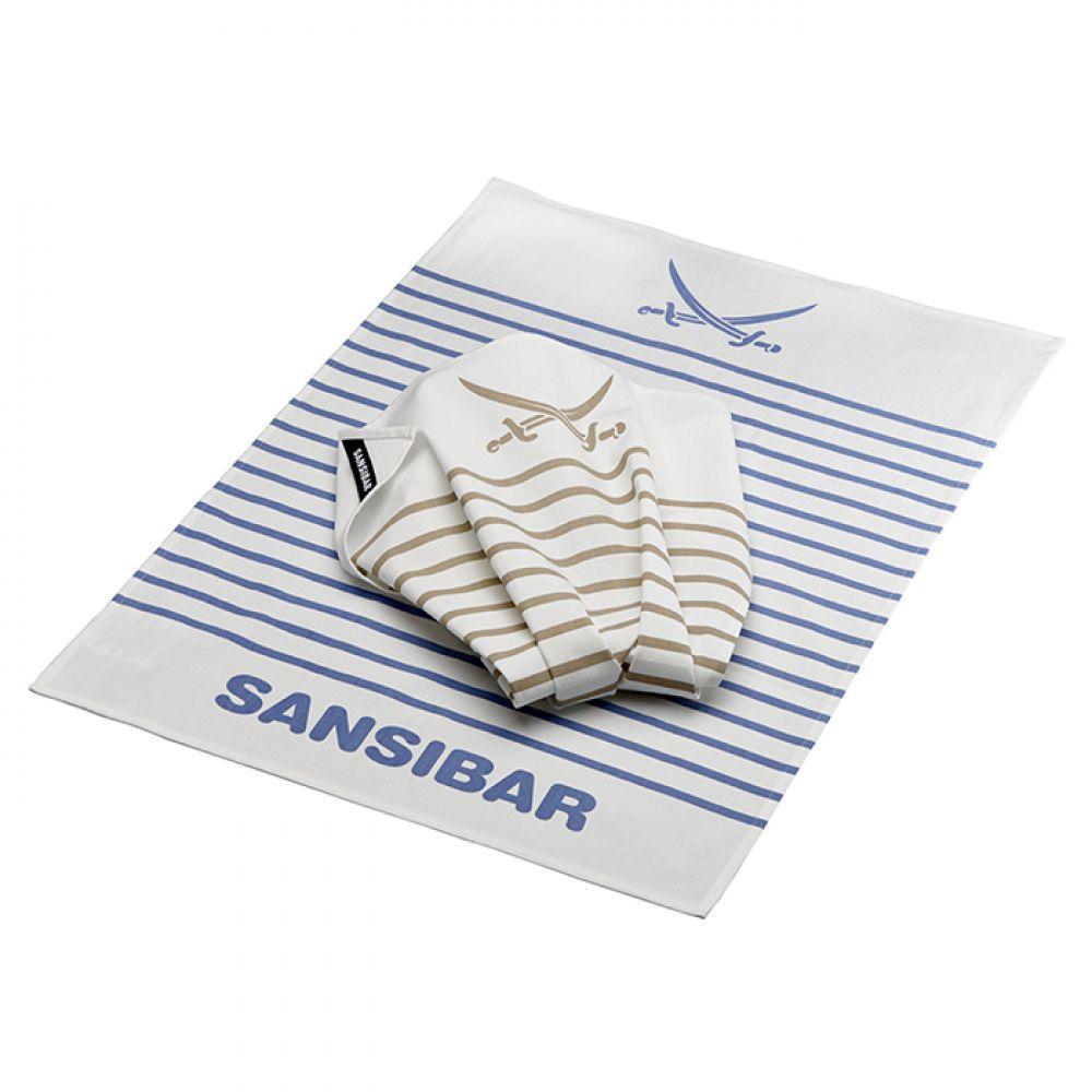 Комплект полотенец Sansibar, 2 пр.