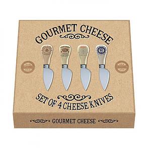 Набор ножей для сыра GOURMET CHEESE, 4 шт., фото 2