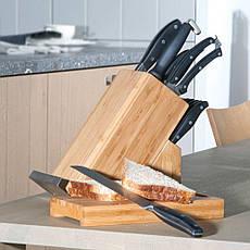 Набор ножей в колоде с доской, 20 пр., фото 2