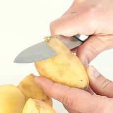 Набор ножей в колоде, с металлическими ручками, 6 пр., фото 2