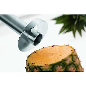 Ніж для розрізання і фігурної нарізки ананасів, фото 2