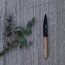 Нож для чистки с деревянной ручкой, с покрытием RON, 8,5 см, фото 3
