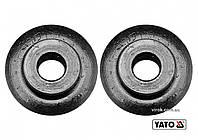 Ролики для трубореза YT-22338 YATO 18 х 6 x 4.8 мм 2 шт