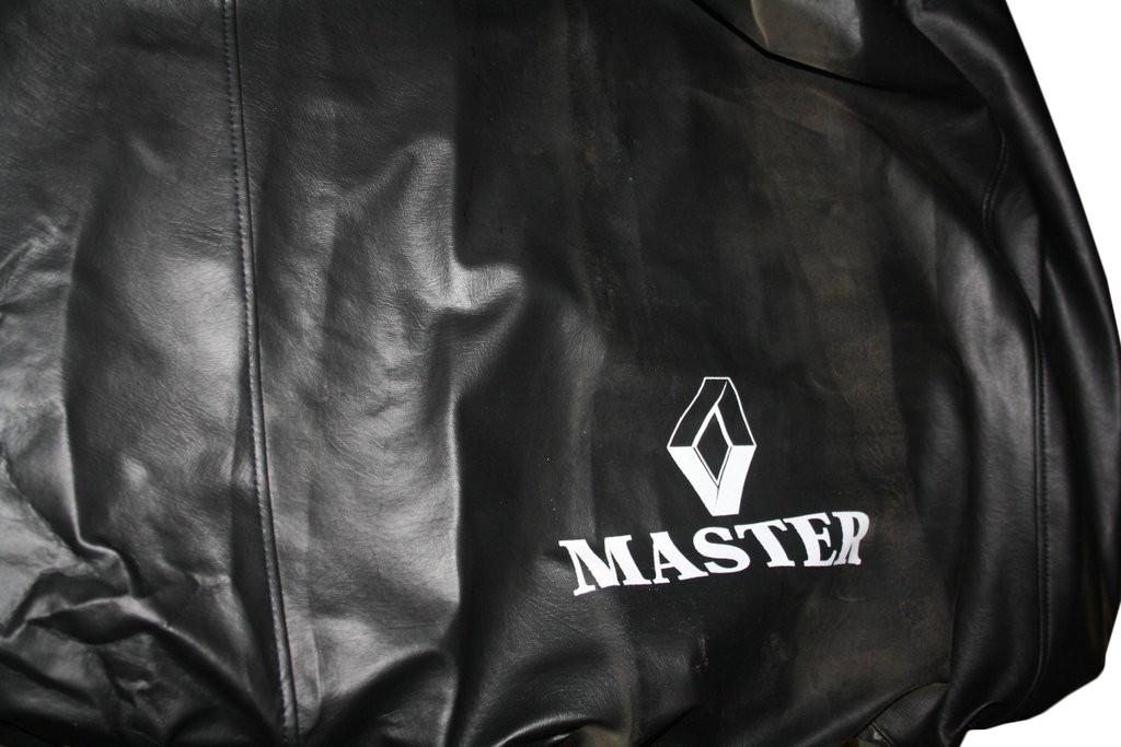 Чехол капота (кожазаменитель) Renault Master 2004-2010 гг. / Чехлы на капот Рено Мастер