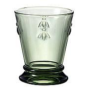 Стакан для воды Abeille, зеленый, 18 0мл, Н 9,5 см, диам. 7,7 см