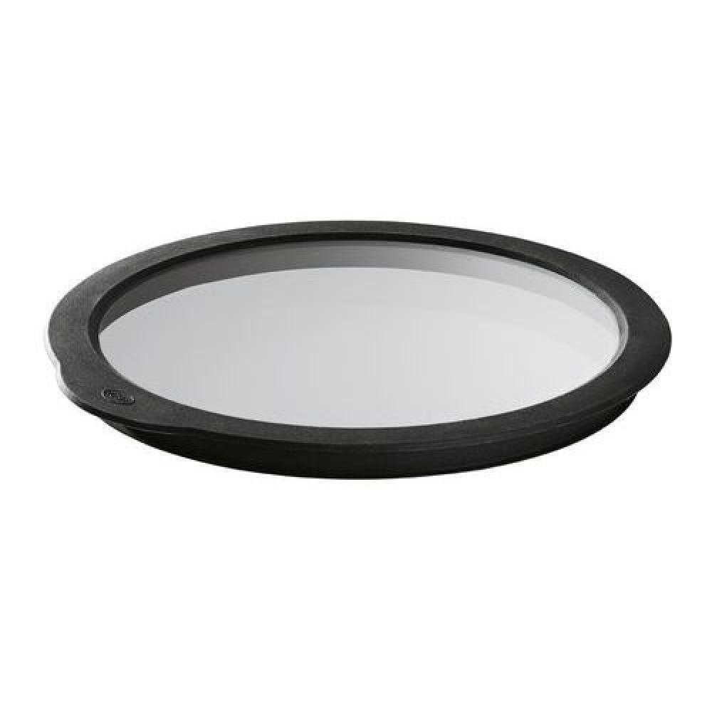Крышка на миску стеклянная диам.20 см