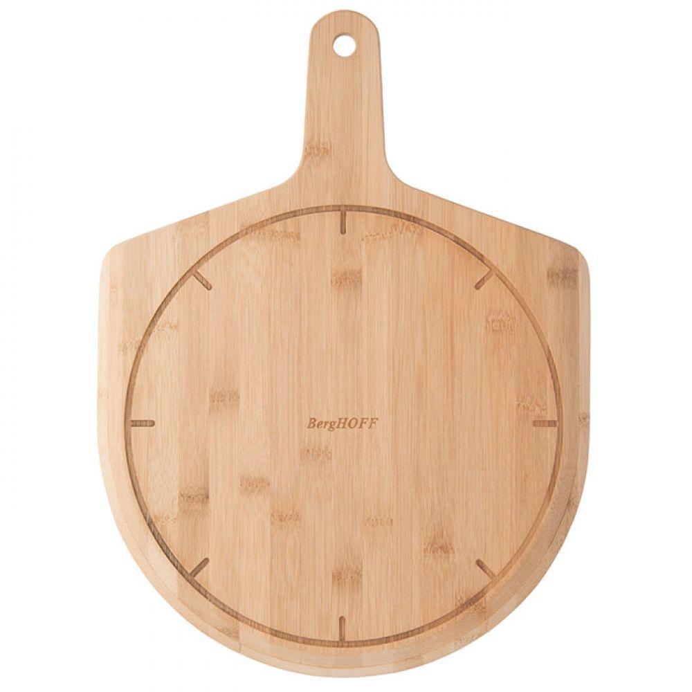Лопата для піци LEO, дерев'яна, діам. 30,5 см