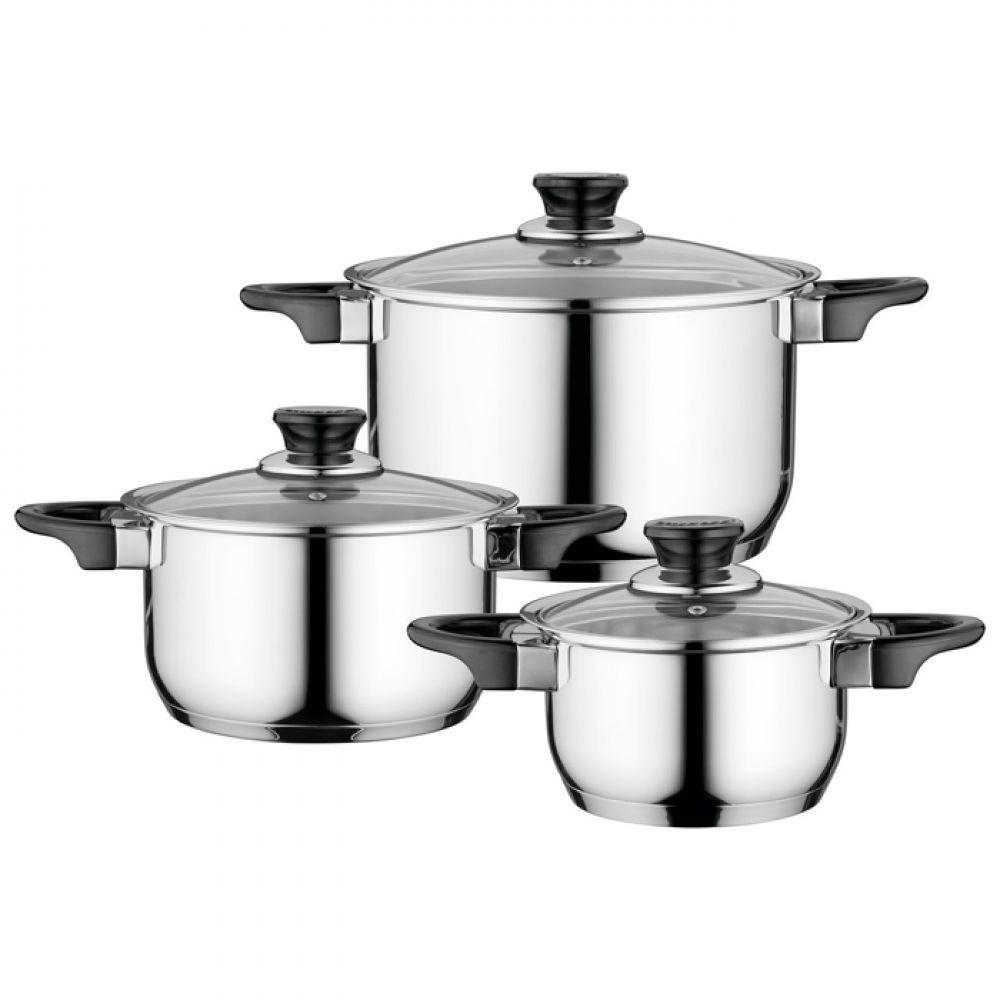 Набор посуды Gourmet 6 пр. BergHOFF 1100242