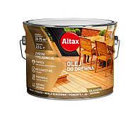Масло для древесины Altax Olej do drewna (Каштан) 2,5 л, фото 1