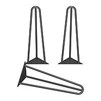 Ножка для журнального стола из металла H=350mm