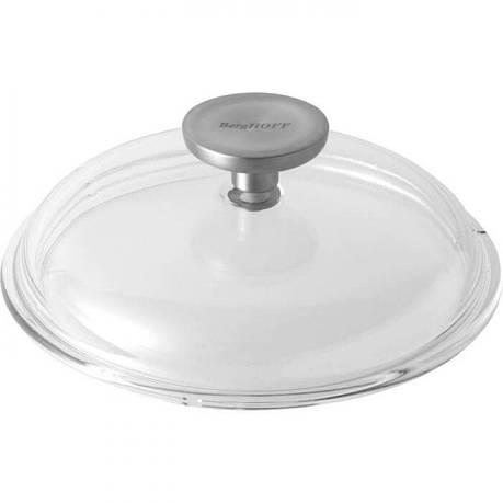 Крышка к посуде GEM, стеклянная, 18 см, фото 2