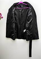 Кашемірове пальто на гудзиках Розмір 38 ( А-70), фото 3