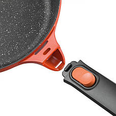 Сотейник с антиприг. покрытием STAY COOL, красный, диам. 24 см, 3,3 л, фото 3