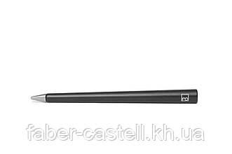 Вечный карандаш Pininfarina Forever PRIMina Black, алюминиевый корпус черного цвета