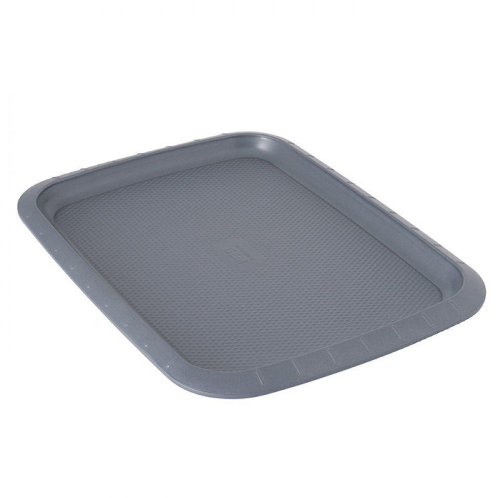 Форма для выпечки GEM, прямоугольная, внутр. разм. 34 х 25,5 х 2 см