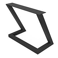 Опора для журнального стола из металла 540×300mm, H=460mm