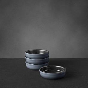 Набор форм керамических для выпечки GEM, круглые, диам. 12 см, 250 мл, 4 пр., фото 2