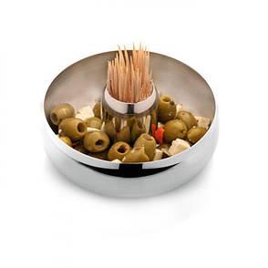 Блюдечко для маслин, диам. 15 см, фото 2