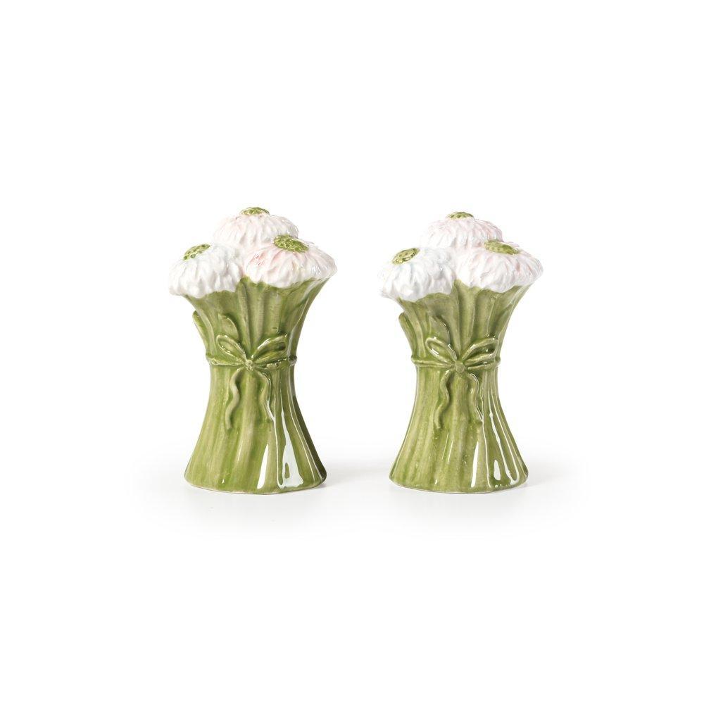 Набор для соли и перца Silk Floral, H 10 см