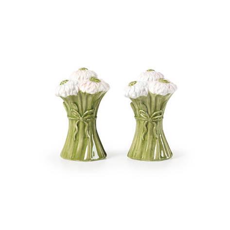 Набор для соли и перца Silk Floral, H 10 см, фото 2