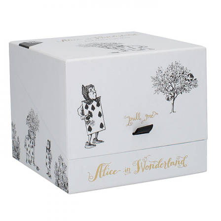 Кружка GARDENERS Alice in Wonderland, фарфор, 350 мл, фото 2