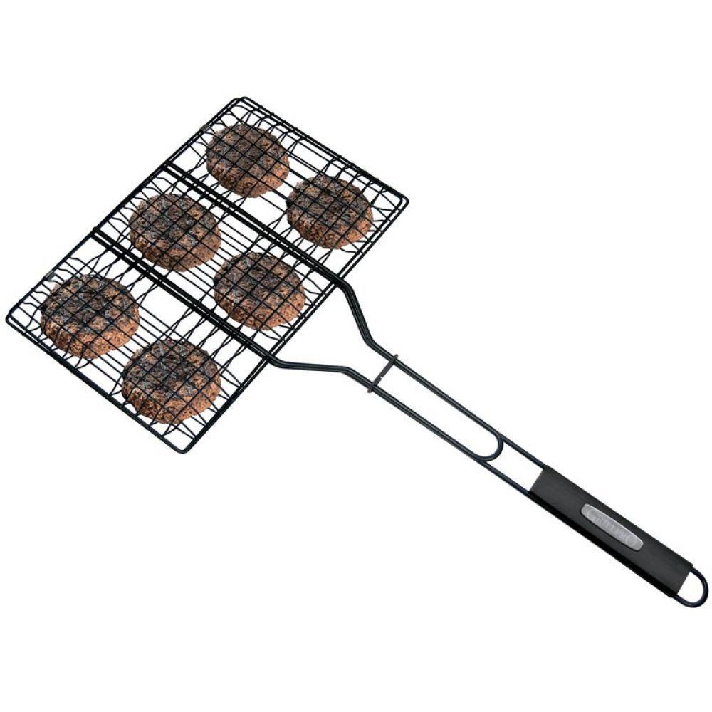 Антипригарная сетка для жарки гамбургеров