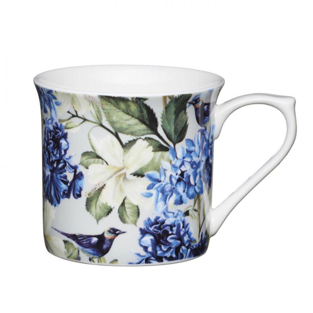 Кружка для чая Blue Bird Kitchen Craft, фарфор, 300 мл