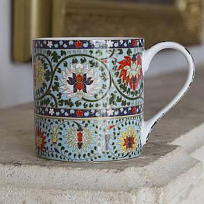 Кружка для чая Chinese Blossom Chinese Ornament, фарфор, 230 мл, фото 2