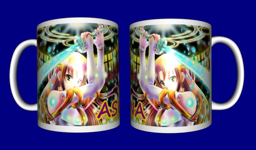 Кружка / чашка аниме Asuna Асуна