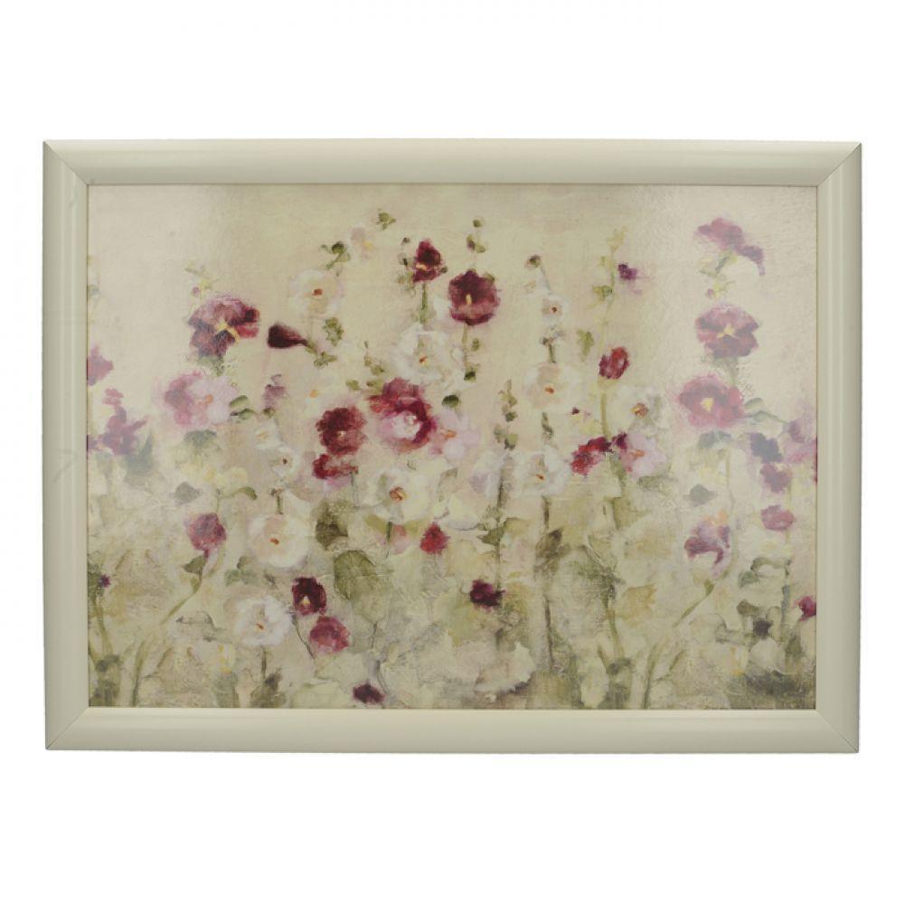 Поднос с подкладкой Wild Field Poppies, 43,5 x 32,5 см