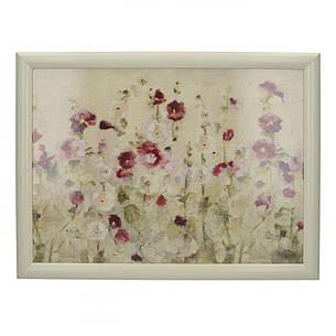 Поднос с подкладкой Wild Field Poppies, 43,5 x 32,5 см, фото 2