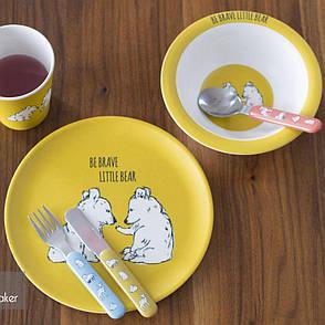 Набор детской посуды DEER INTO THE WILD 3 предм Creative Tops 5226220, фото 2
