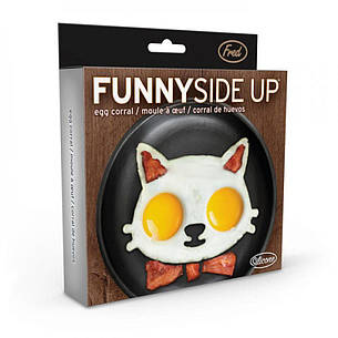 Форма для жарки яиц CAT силикон Kitchen Craft 5161077, фото 2