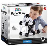 Конструктор Guidecraft Better Builders Reflections, 29 деталей (G8307)