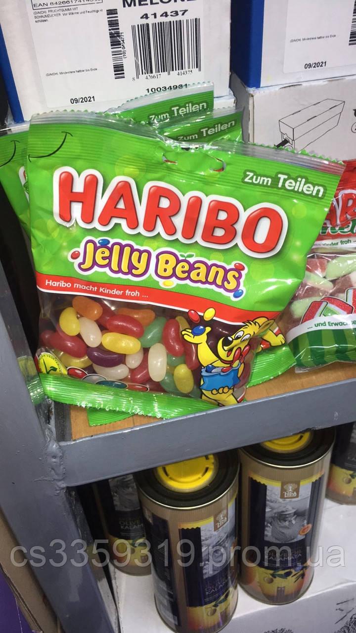 Haribo jelli beans