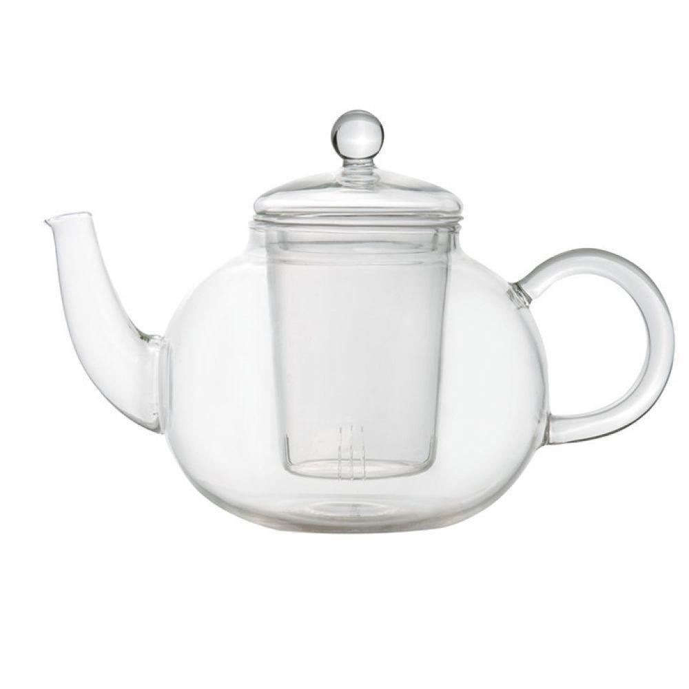 Чайник заварочный, стеклянный, 900 мл